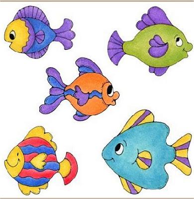 peces Flores y corazones,estas imagenes de corazones las aplicaria en