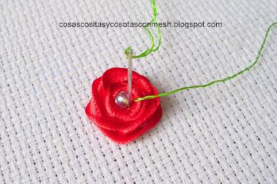 ♥ Rosas bordadas en cinta ♥ IMG_0456