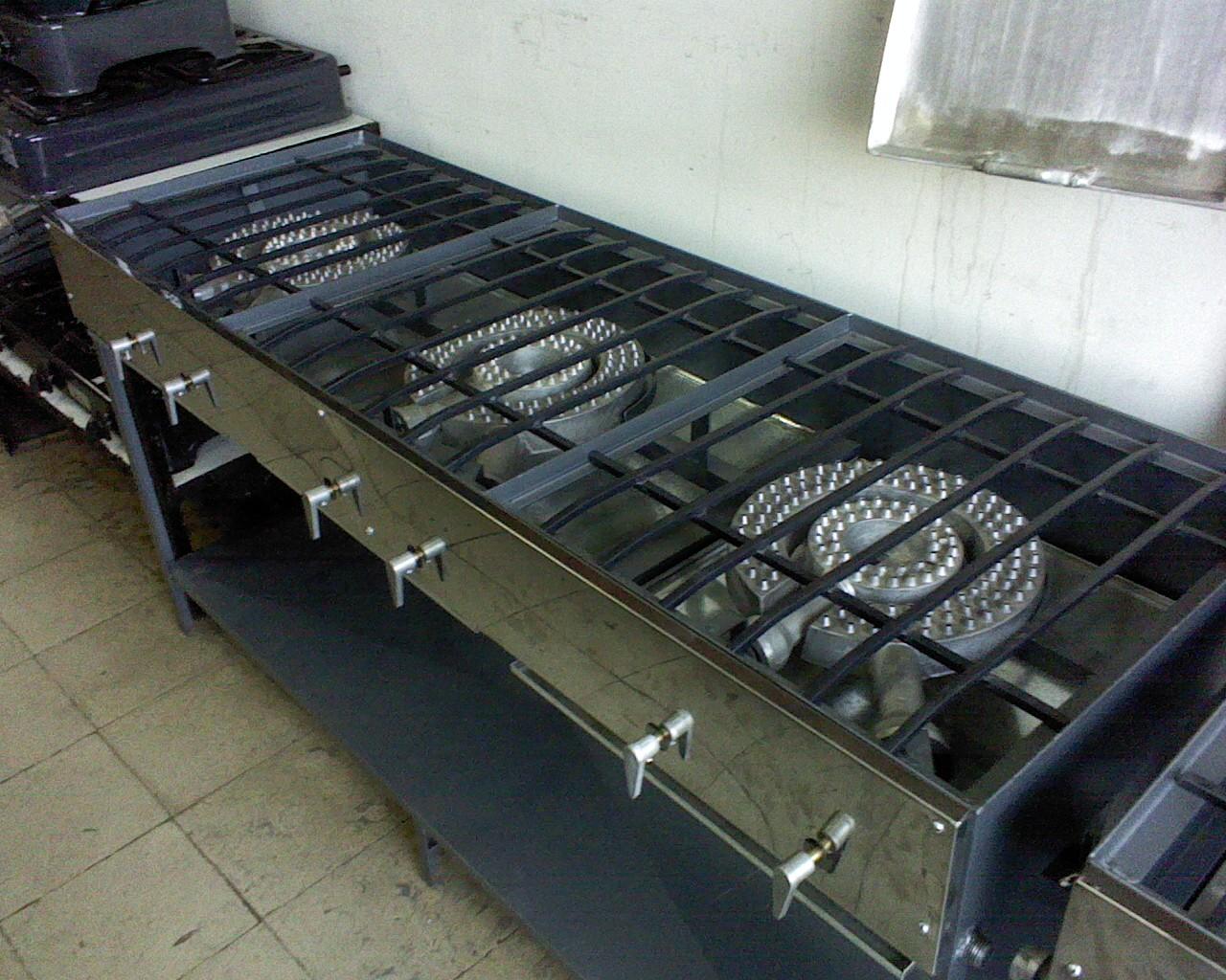 Emergencias de gas la 15 estufas industriales for Estufas de gas industriales