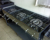 Emergencias de gas la 15 estufas industriales for Estufas industriales cali