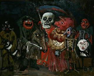 'El carnaval de Juanito Laguna' de don Antonio Berni