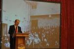 «Արաքս» Շաբաթաթերթի խմբագիր՝ Մովսես Քեշիշյանի ելույթը մամուլի հինգերորդ համաժողովում