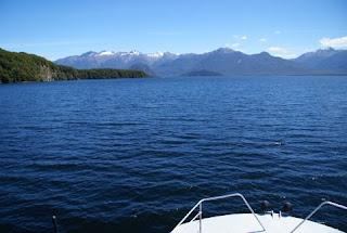 Crucero por el Lago Manapouri