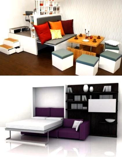 Interiorismo en espacios peque os interiorismo en - Interiorismo pisos pequenos ...