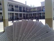 Actividad en los colegios 2009
