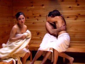 oslo gay sauna triana iglesias sextape