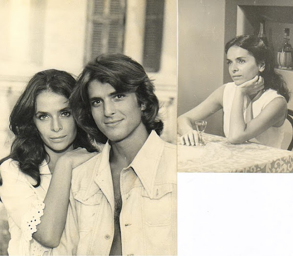 Carmen Monegal e Carlos A.Riccelli - TV Globo