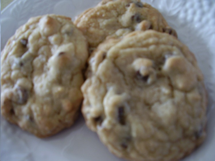 Vanessa's Values: Recipe: Our Favorite Chocolate Chip Cookies