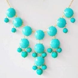 JCrew Bubble Necklace from Ebay @ Chasing Davies