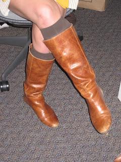 Target Kady Boots look like Steve Maddens