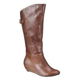 Target Kady Boots in Cognac