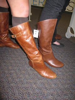 Target Kady Boots compared to Steve Madden Boots