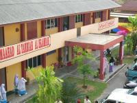 Bangunan Pejabat dan bilik guru