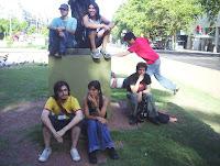 Ton, Star, Lomba, Facundo, Arkghel y Argol