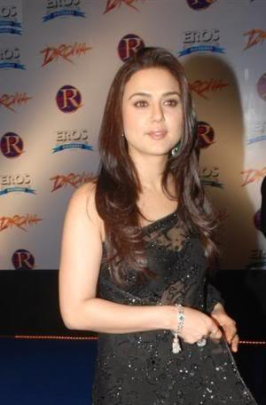 Indian Actress Prity Zinta Bathroom Mms