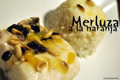 Cocina varoma merluza a la naranja en papillote - Merluza a la papillote ...