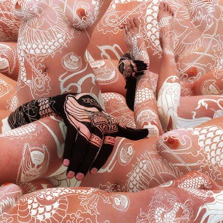 kim joon arte bird land tatuagem corpos harley