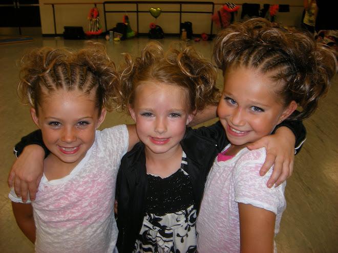 Avery, Kaitlyn, Nevaeh