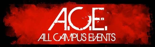 ACE (All Campus Events)
