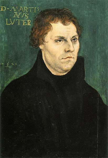 Od's Blog!: Martin Luther and Islam