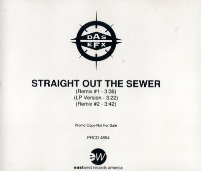 Das EFX - Straight From The Sewer [CDS] (1992)