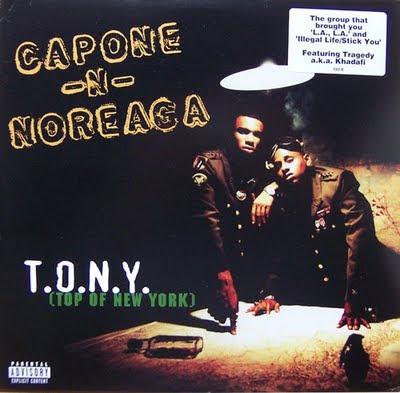 Capone N Noreaga - T.O.N.Y. [VLS] (1997)