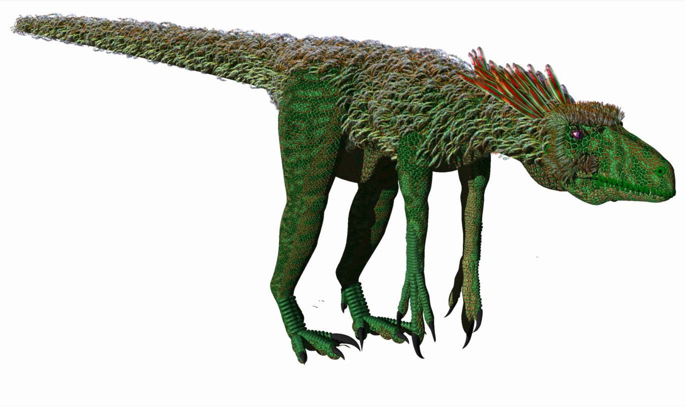 Image of: Already Had Added To The Body Here Is What The Sideburns Looked Like Just That Sideburns Though If Ever Wanted To Make Dinosaur Caricatures Of Weapon Of Mass Imagination Weapon Of Mass Imagination Deinonychus Has Left The Building