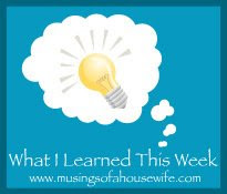 What I Learned #2 - Apr 09