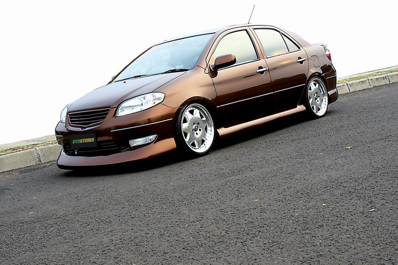 Photo Toyota Vios Modifikasi