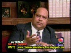 LIC. DOMINGO GUTIERREZ CRUZ, PERIODISTA