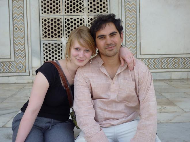 Taj Mahal again