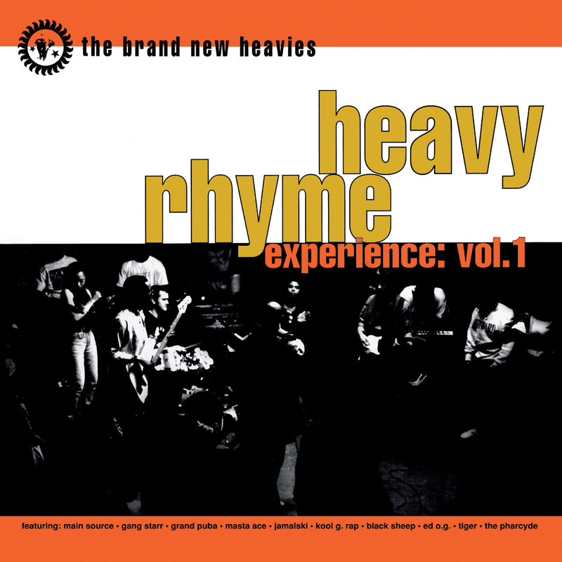 The Brand New Heavies featuring N'Dea Davenport - Let's Do It Again