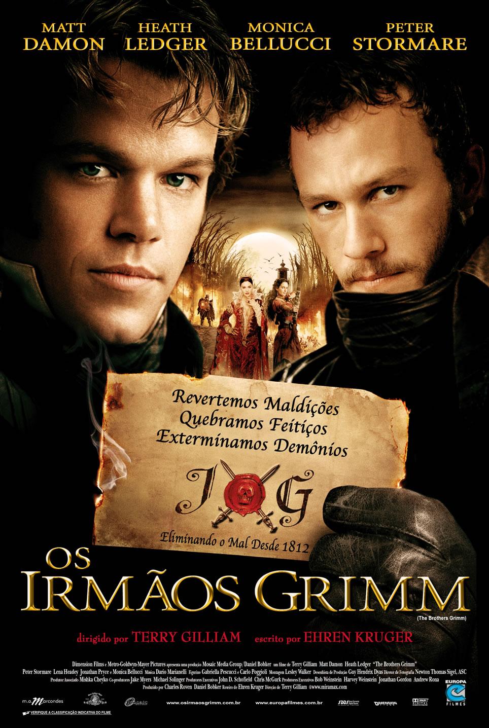 Os%2BIrm%25C3%25A3os%2BGrimm Os Irmãos Grimm