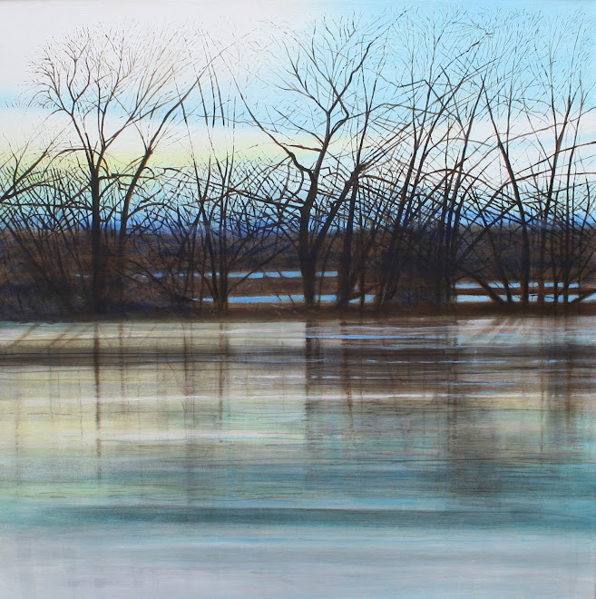 Painting of the Thames