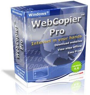 web copier