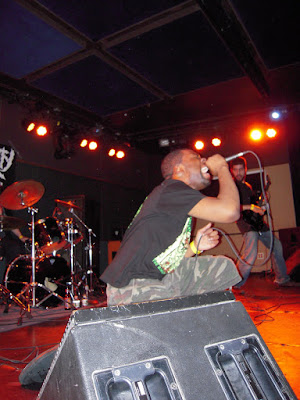 Eston Brown of Humanity Falls