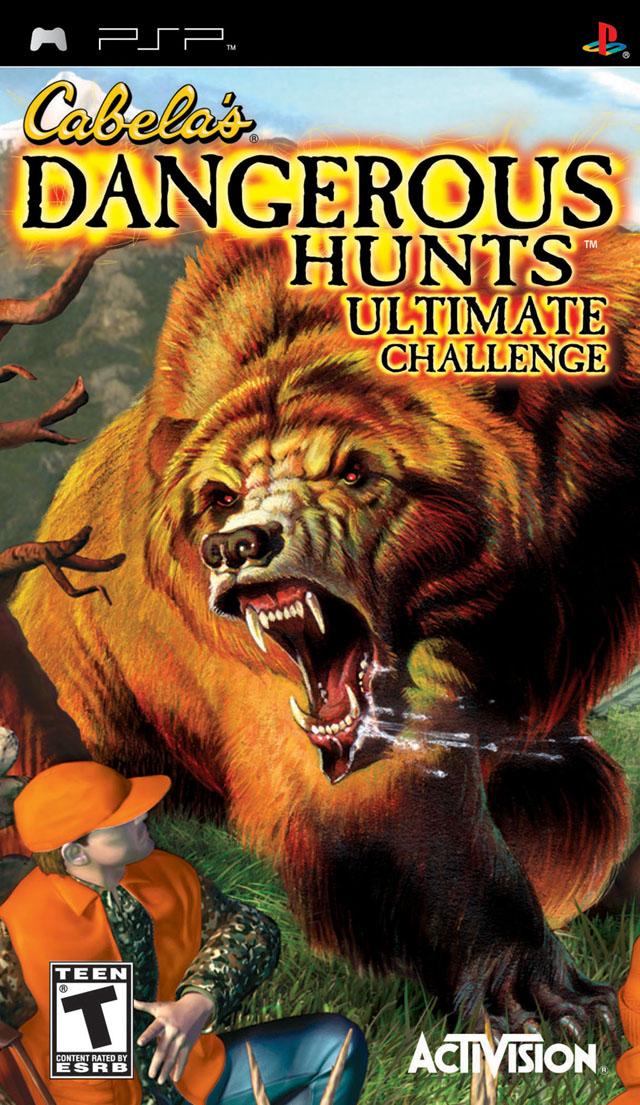 Jeux Psp Pc Ps2 Ps3 Gratuit Cabelas Dangerous Hunts