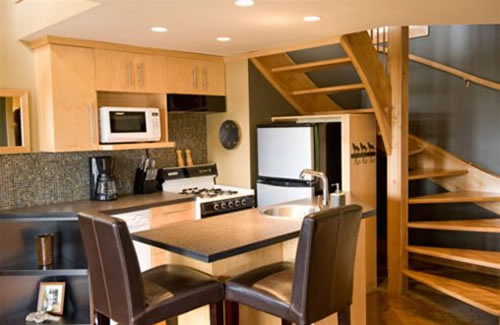 Small kitchen design for home interior