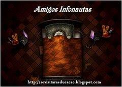 AMIGOS INFONAUTAS (RECEBIDO DE DÜSSELDORF)