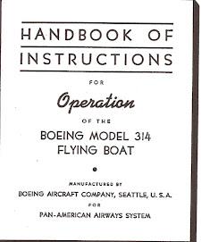 Manual de Operações B314