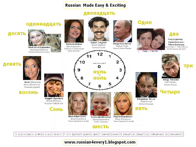 Russian Made Easy and Exciting