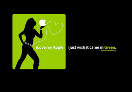 GREENPEACE VS APPLE.