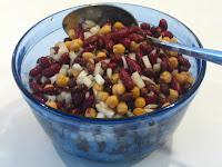 Pratik Yemekler – Baklagil Salatası