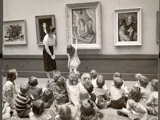 Çocuklarla Müze gezisi