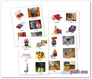 Oyun ve oyuncak referans dizini (rolodex)