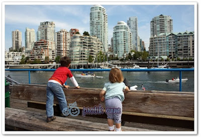 İki çocukla tatil – Bölüm 2