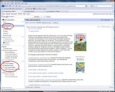 Blogları Google Reader ile takip etme