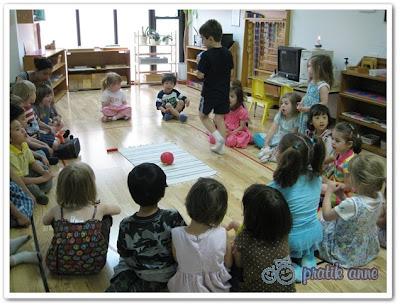 Kıpırcan'ın Montessori Okulu tecrubeleri – Bölüm II