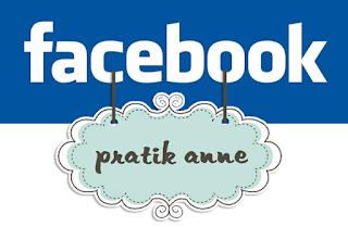 Pratik Anne Facebook'da