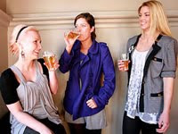 Are women better beer tasters than men?